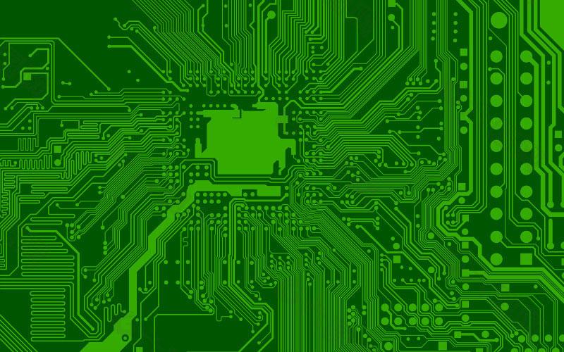 Intelligent Pump System Motor PCB