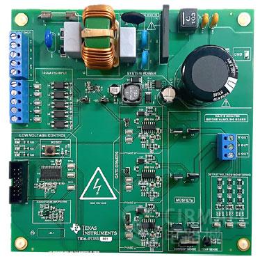 Industrial Fan EC motor PCB