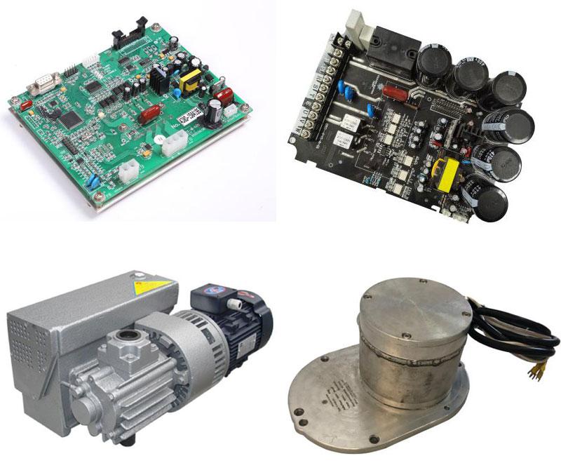 Vacuum Pump Motor Drive  Application