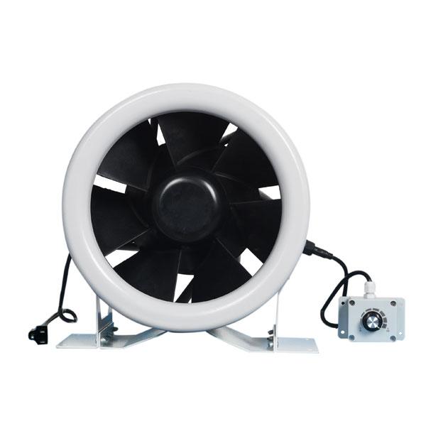 12 Inch EC Mixed Flow Fan
