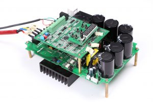 Difference between motor driver with and without position sensor
